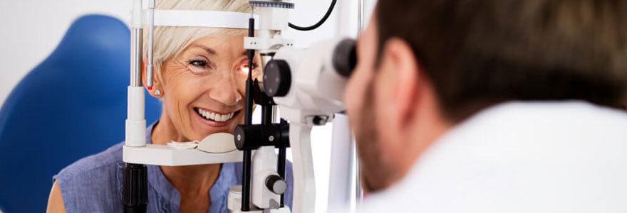 Trouver son ophtalmologue